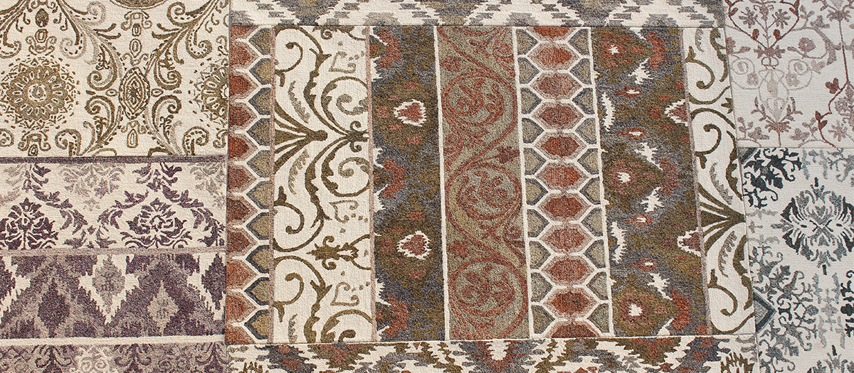 Jamila Rugs India Bhadohi